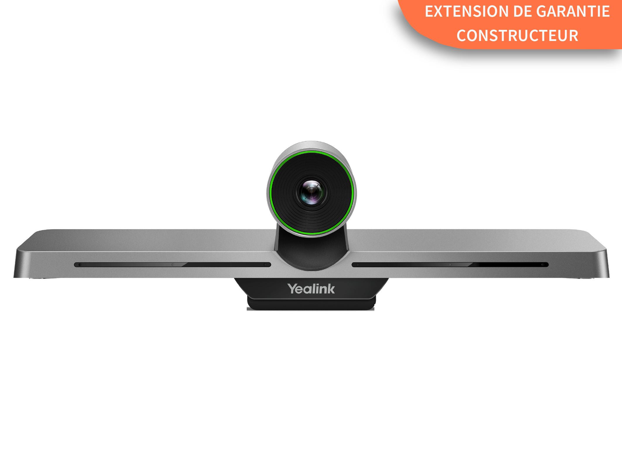 Extension de garantie Yealink à 3 ans (2 1) pour VC200