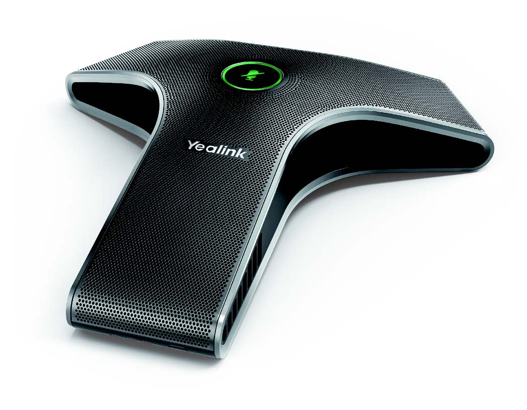 YEALINK VCM43 Microphones pour visioconférence