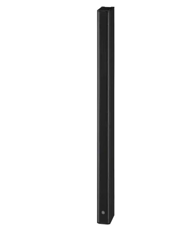 Enceinte Colonne d´installation mince, HP 24 x 1.5`` full range, 220W, 77Hz-20kHz, noire
