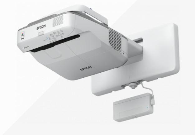 EPSON Epson EB-695Wi - Vidéoprojecteur 3LCD interactif - WXGA - 3500 Lumens