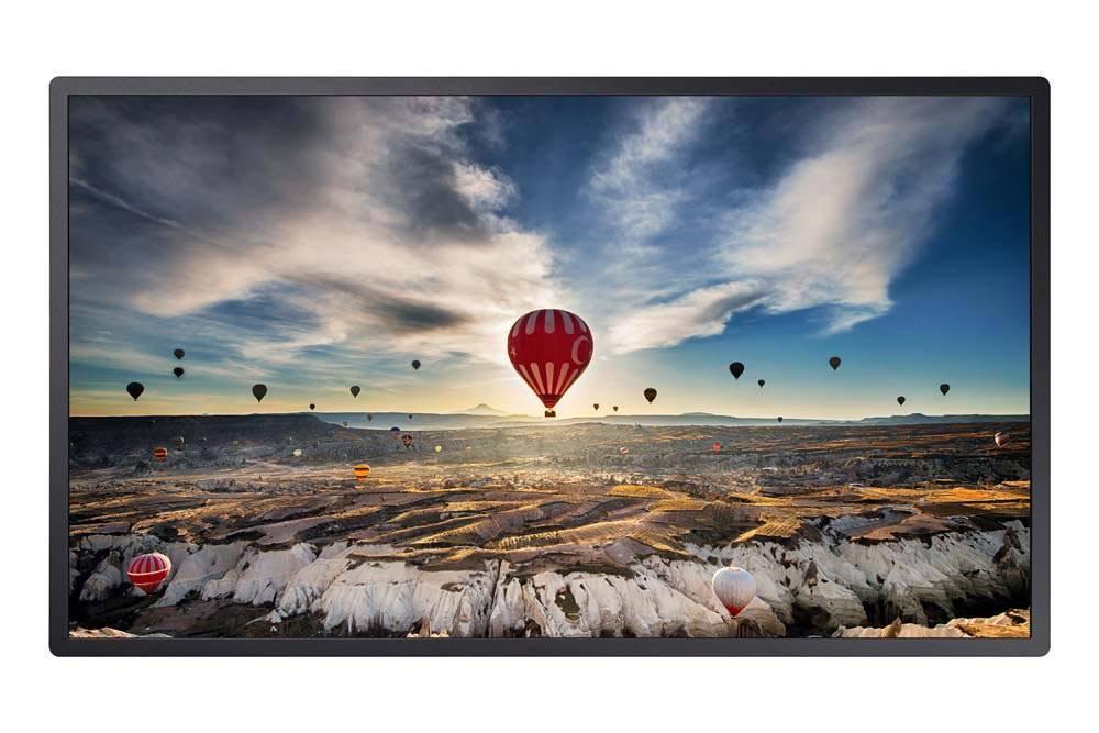 Moniteur LED 32´´ vitrine - 1000 cd/m² - Full HD 1080p - 3000:1 - 16h/7j - VESA 100 - 7.9 kg