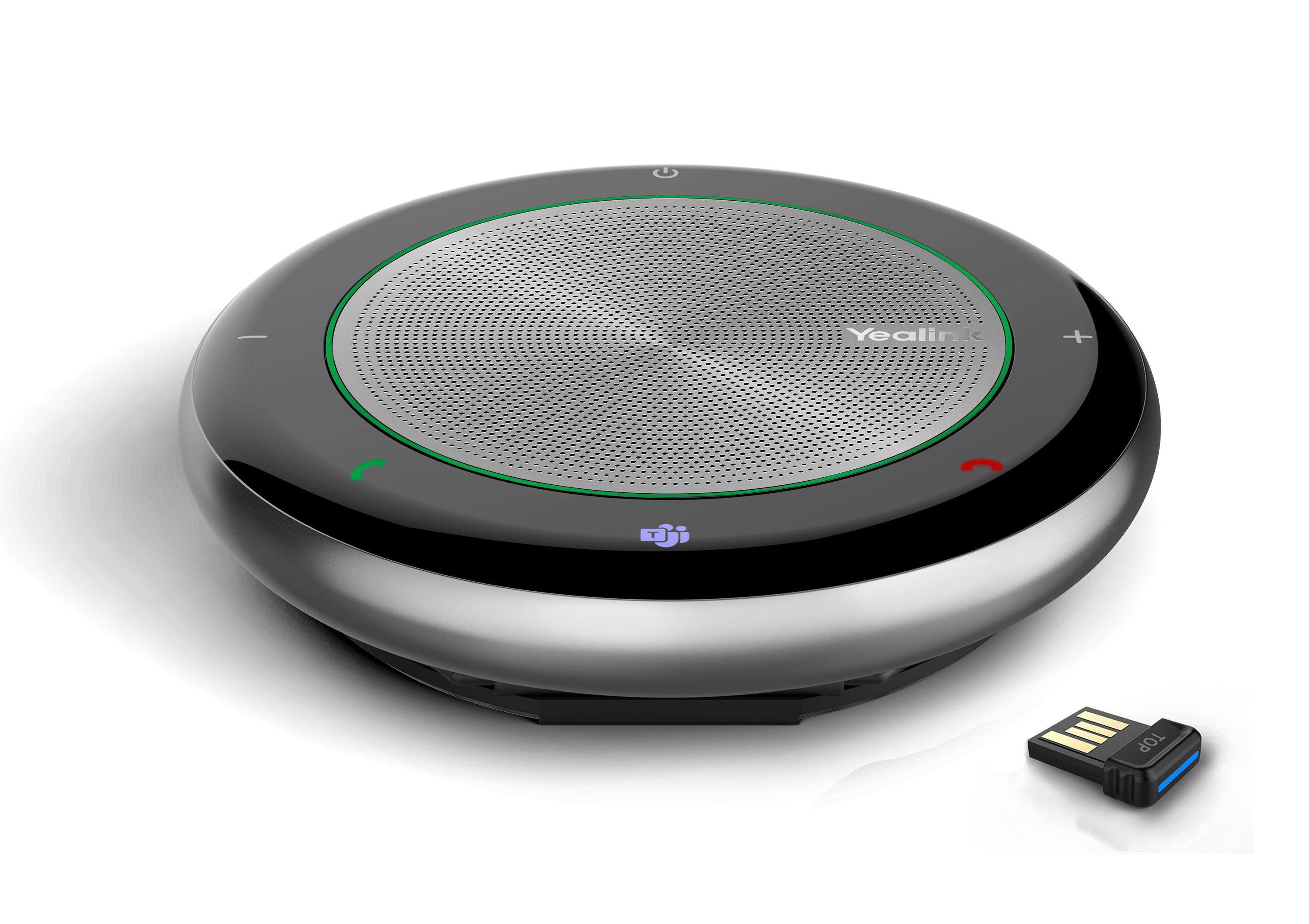 Ultra-compact Personal Speakerphone 2x micro omni. + BT50 Dongle
