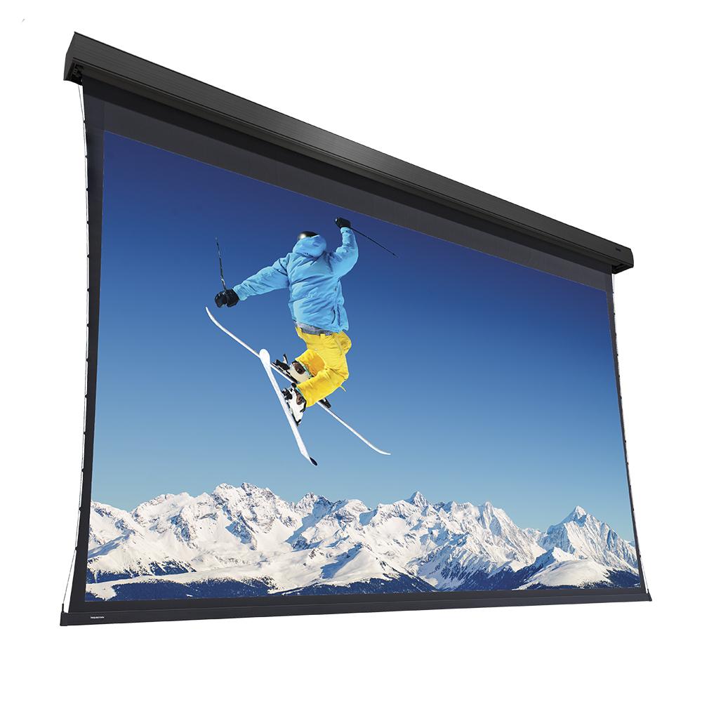 Extensa Ecran de projection grand format conçu pour une projection haute résolution - Taille 332 cm x 590 cm (130,71 ``x 232,28``) - Zone de visualisation 332 cm x 590 cm (130,71 ``x 232,28``) - Dia