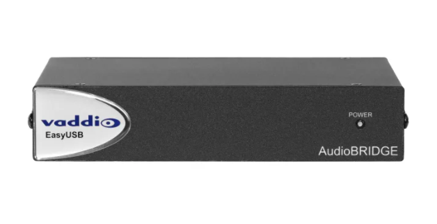 VADDIO Vaddio EasyUSB AudioBRIDGE - Interface audio professionnelle USB