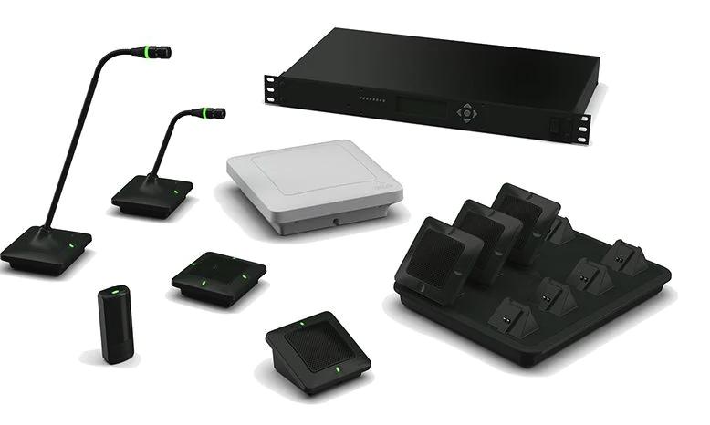 YAMAHA Yamaha Executive Elite Digital Wireless - Système de conférence sans fil à 2, 4 ou 8 canaux