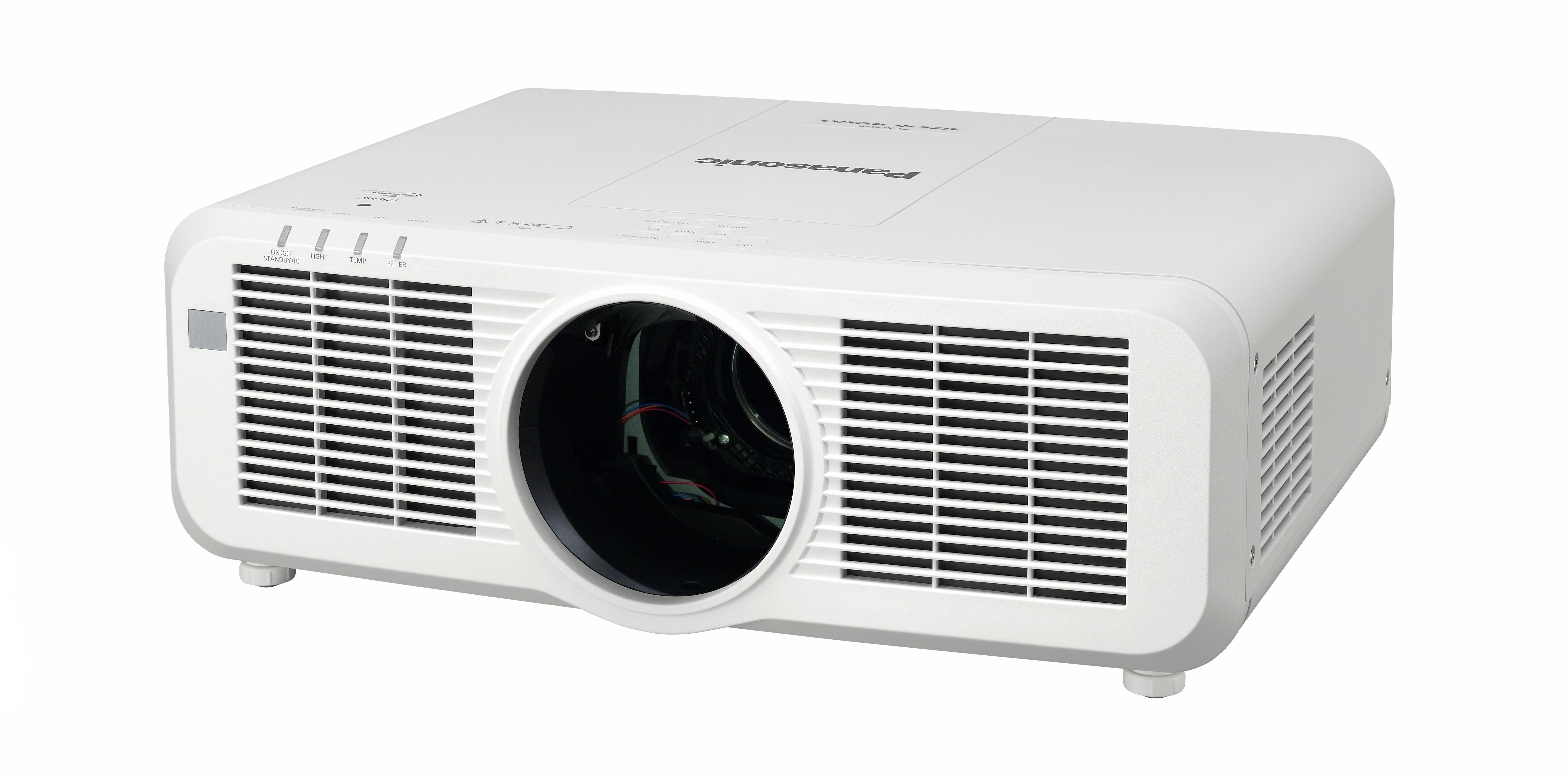 PANASONIC PANASONIC PT-MZ670- Projecteur laser LCD, 6 500 lumens, WUXGA - 1920 x 1200 pixels
