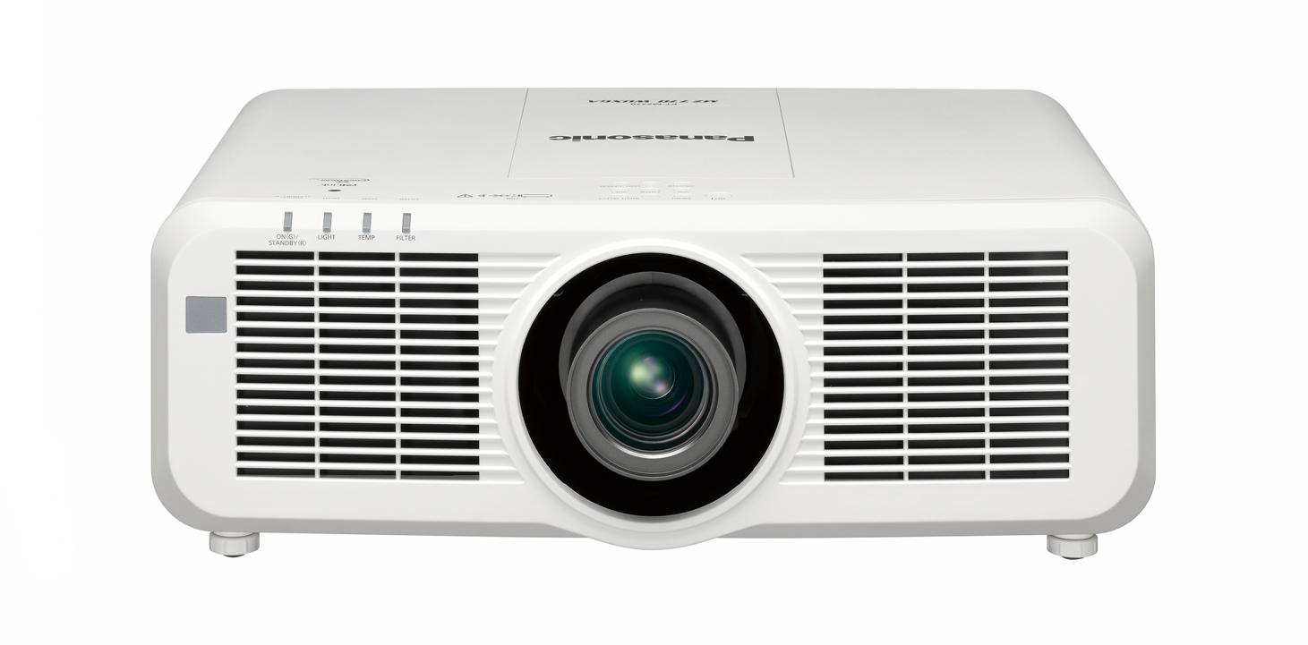 PANASONIC PANASONIC PT-MZ770- Projecteur laser LCD, 8 000 lumens, WUXGA. - Optiques interchangeable - 1920 x 1200 pixels