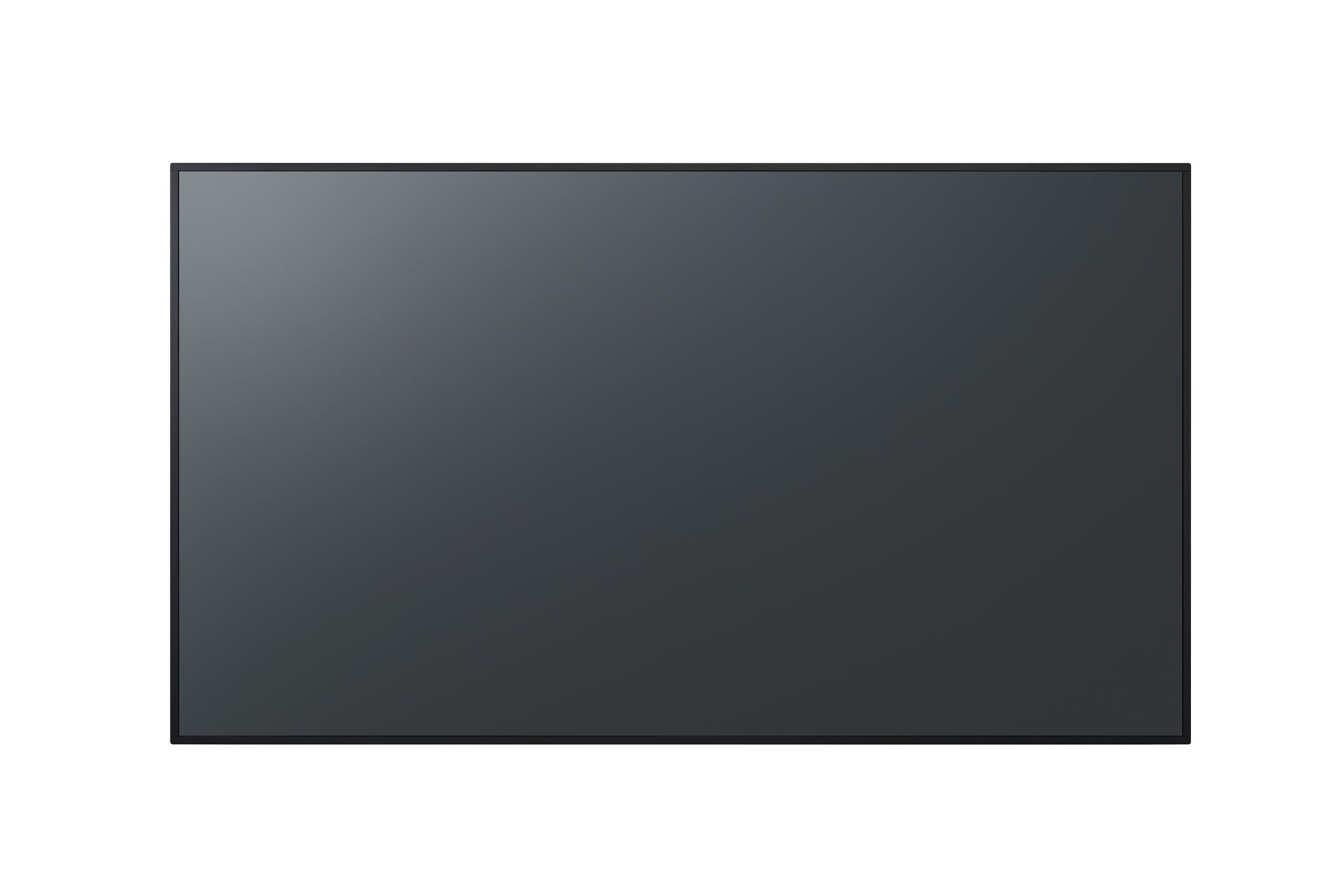 PANASONIC PANASONIC TH-49SQ1 - Ecran professionnel résolution 4K  500cd - 49``