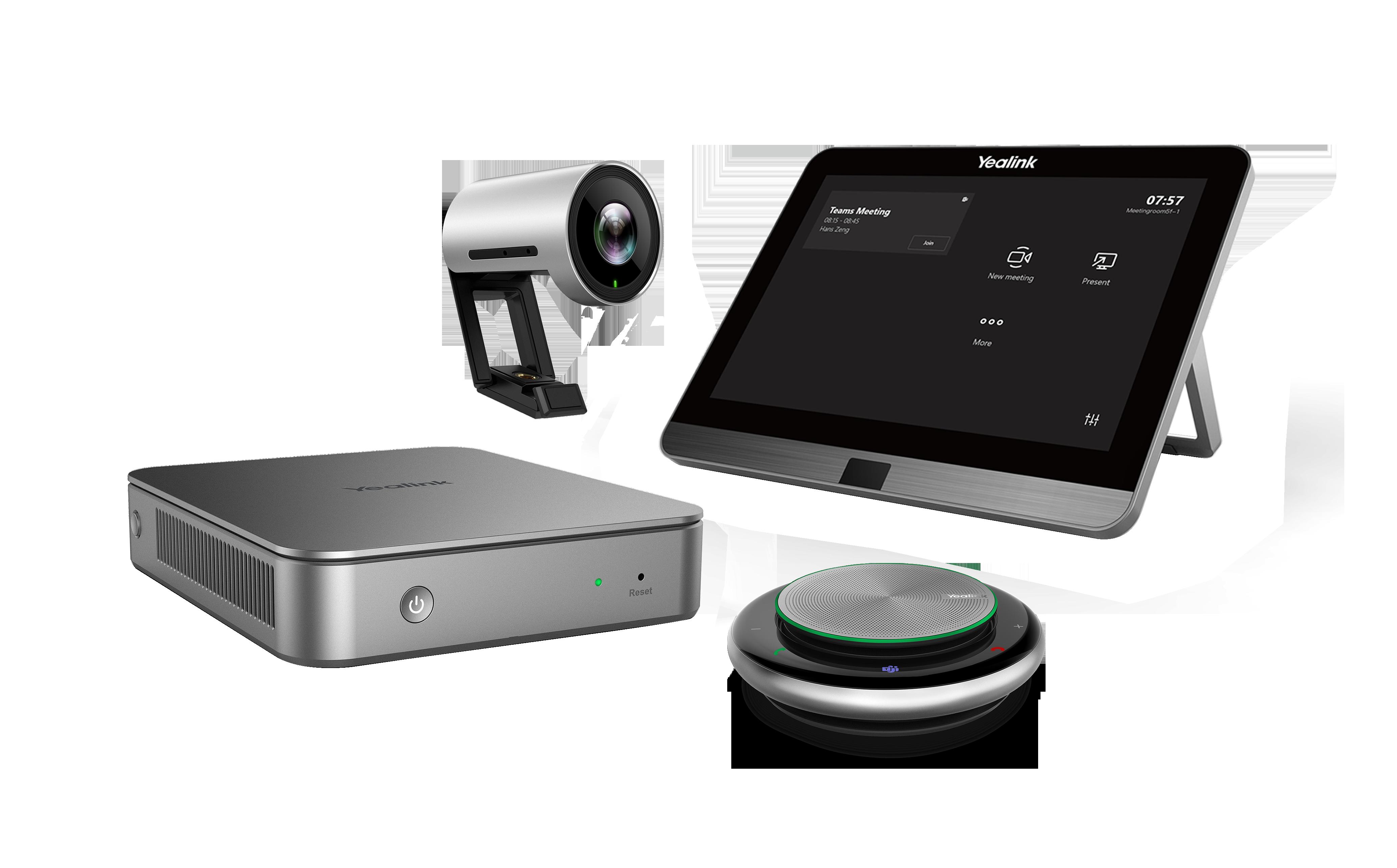 MVC300-N7i5 II - MCore, MTouch II 8´´, UVC30 3x ultra HD 4K/30FPS, CP900 HD Speakerphone
