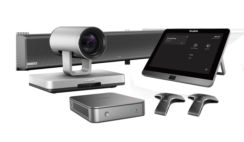 YEALINK Yealink MVC800-II-Wired - Système de visioconférence pour moyennes à grandes salles - certifié Microsoft Teams