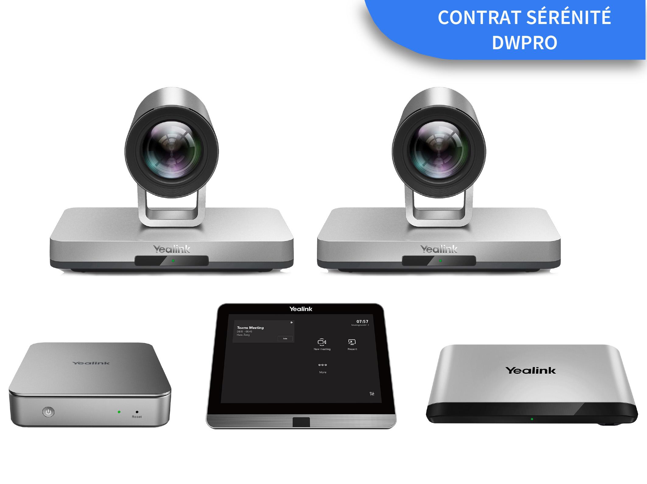 Contrat Sérénité 2 ans - Hotline   prêt et/ou échange s/site pour MVC900 II