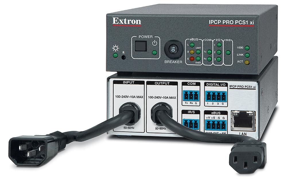 EXTRON  Extron IPCP Pro PCS1 xi - Processeur de contrôle et d´alimentation monocoeur IPCP Pro xi