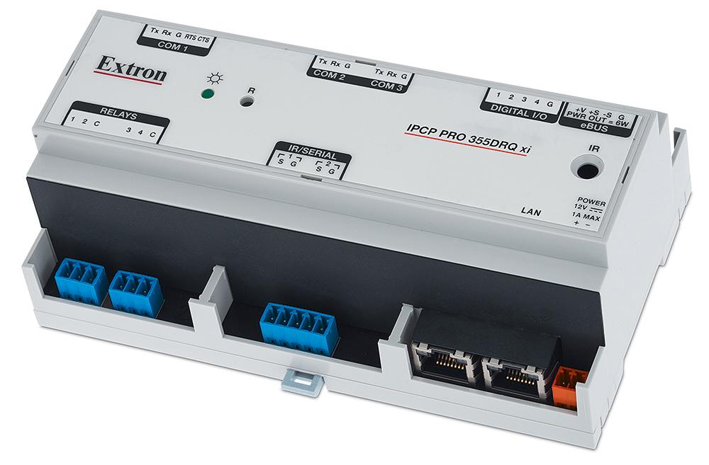 Extron IPCP Pro 355DRQ xi - Processeur de contrôle quadricoeur IPCP Pro xi
