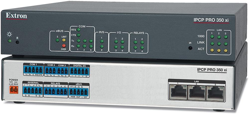 EXTRON  Extron IPCP Pro 350 xi - Processeur de contrôle monocoeur IPCP Pro xi