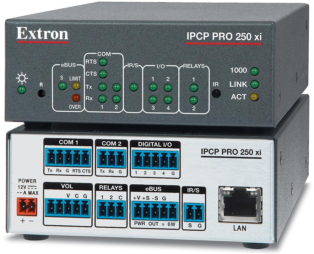 EXTRON  Extron IPCP Pro 250 xi - Processeur de contrôle monocoeur IPCP Pro xi