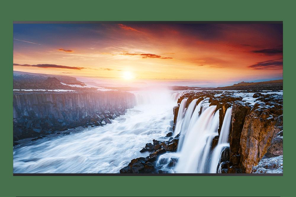 SAMSUNG Samsung VH55R-R - Ecran Mur d´Image Intérieur 55´´