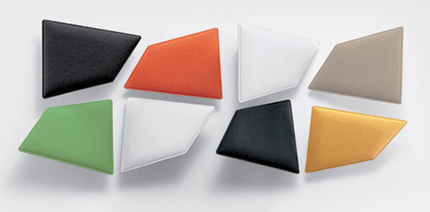 CAIMI Caimi Flap & Maxi Flap Wall - Gamme de panneaux acoustiques muraux
