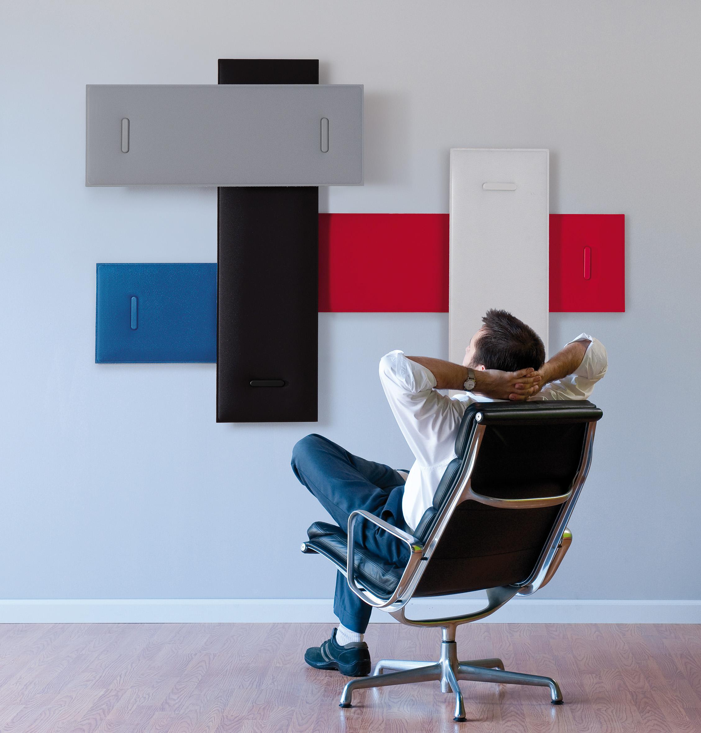 CAIMI Caimi Mitesco Wall - Gamme de panneaux acoustiques muraux
