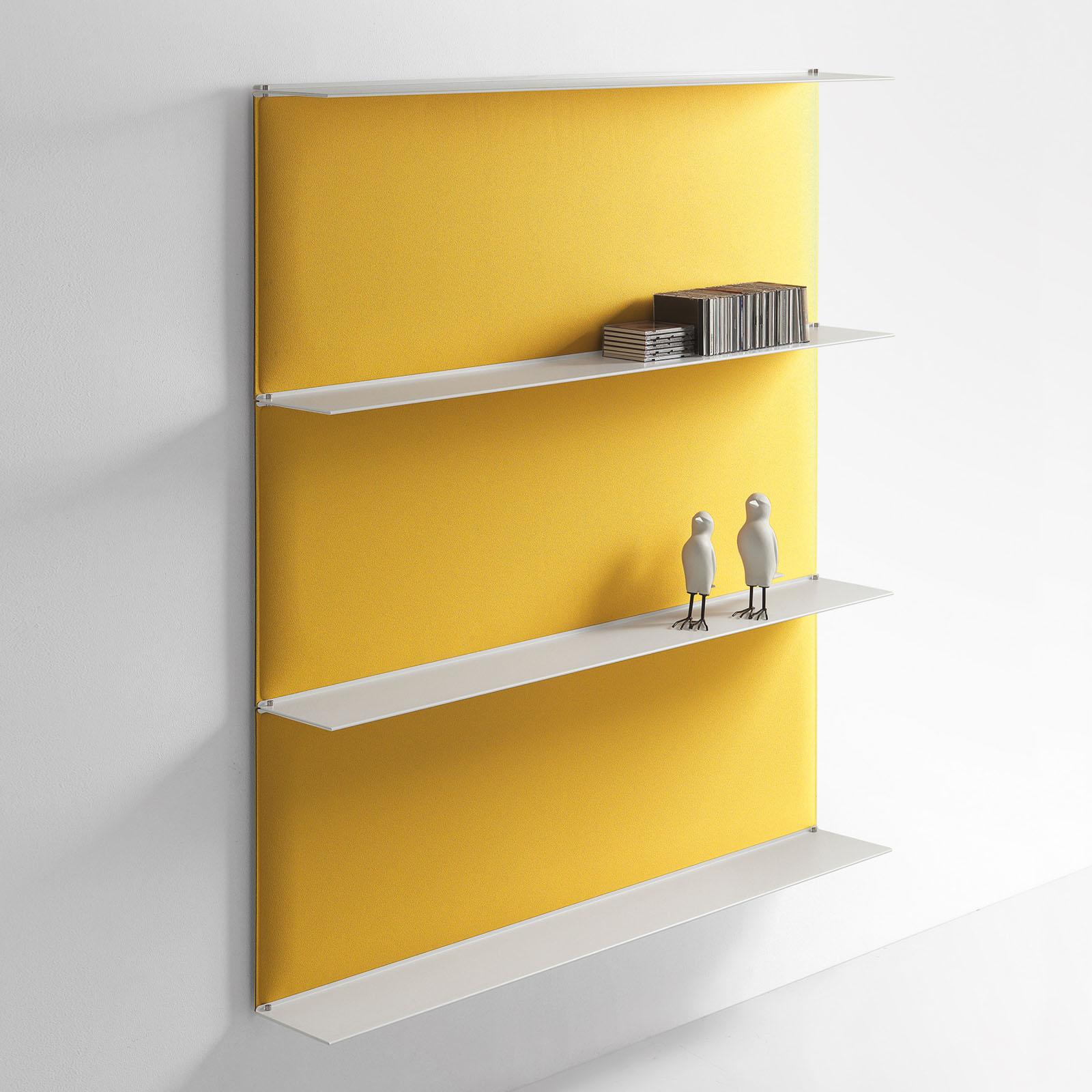 CAIMI Caimi Blade Wall - Gamme de panneaux acoustiques muraux type étagère