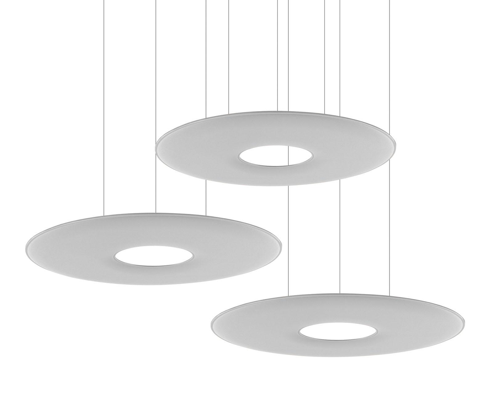 CAIMI Caimi Giotto Ceiling - Gamme de panneaux acoustiques plafond