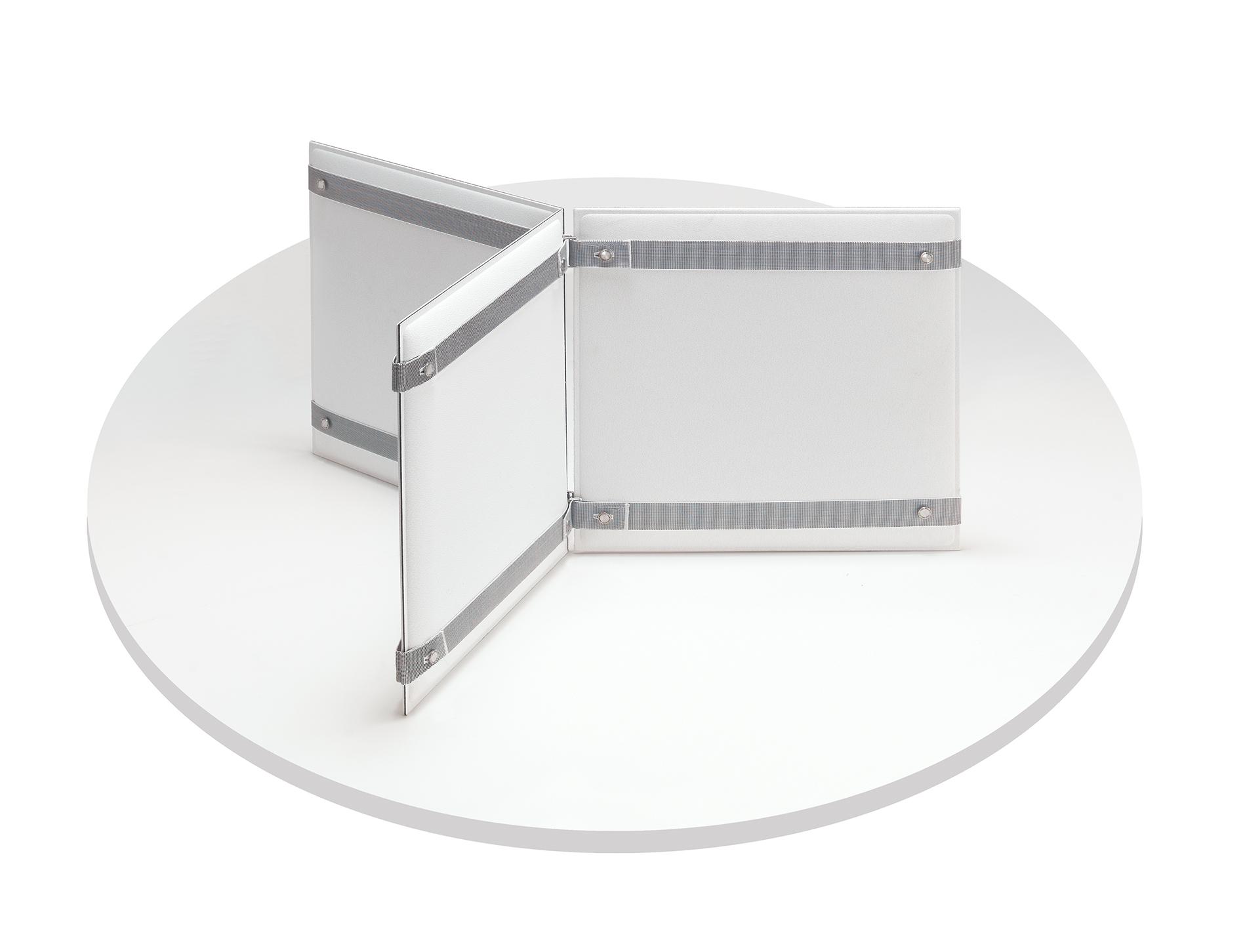 CAIMI Caimi Pli Desk - Gamme de panneaux acoustiques pour bureaux