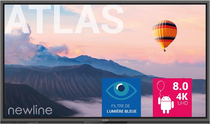 NEWLINE Newline ATLAS - Ecran tactile interactif 86``