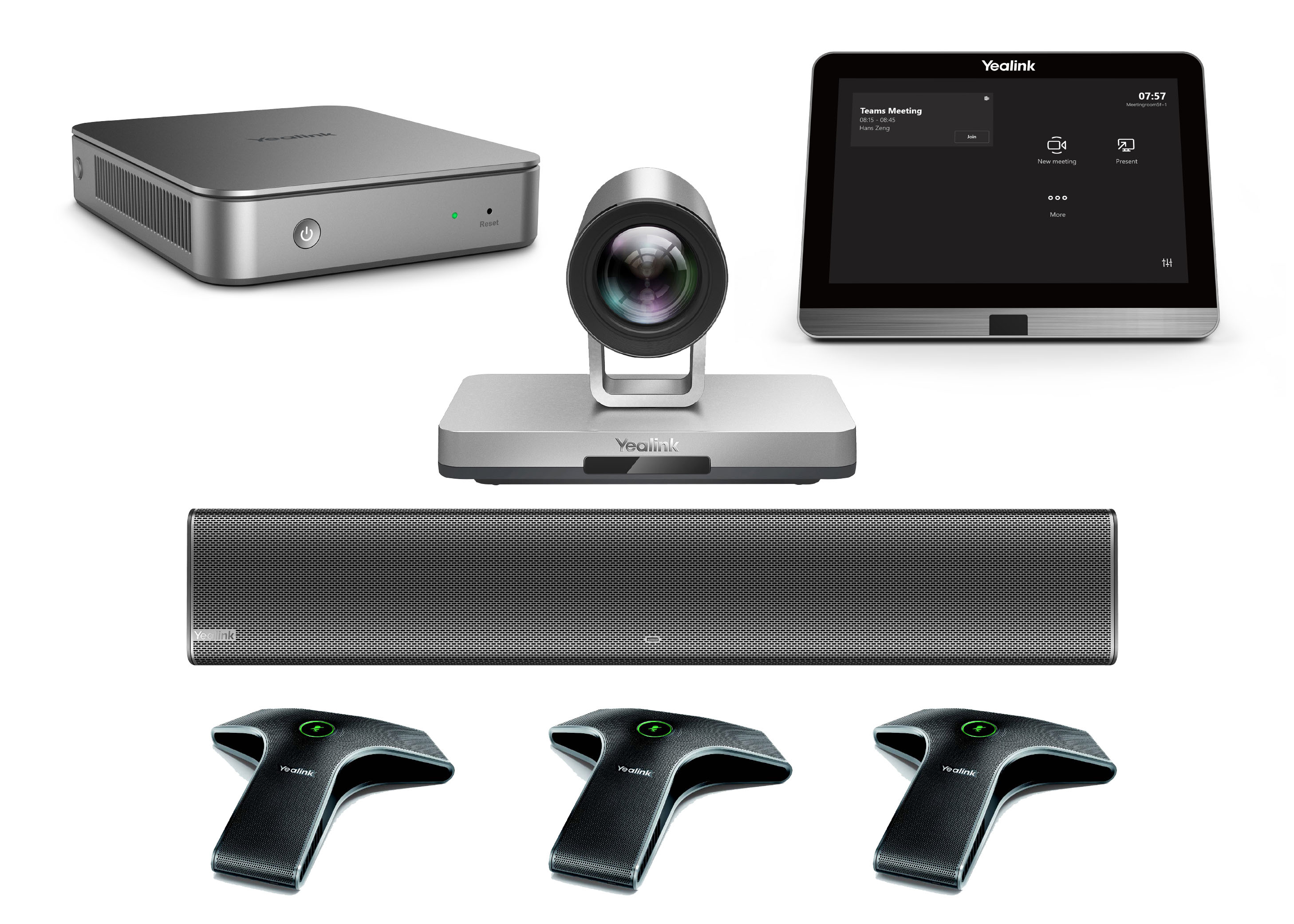 ZVC800-C2-310 12x - Zoom Rooms Kit for large and extra-large rooms - Core i5-8