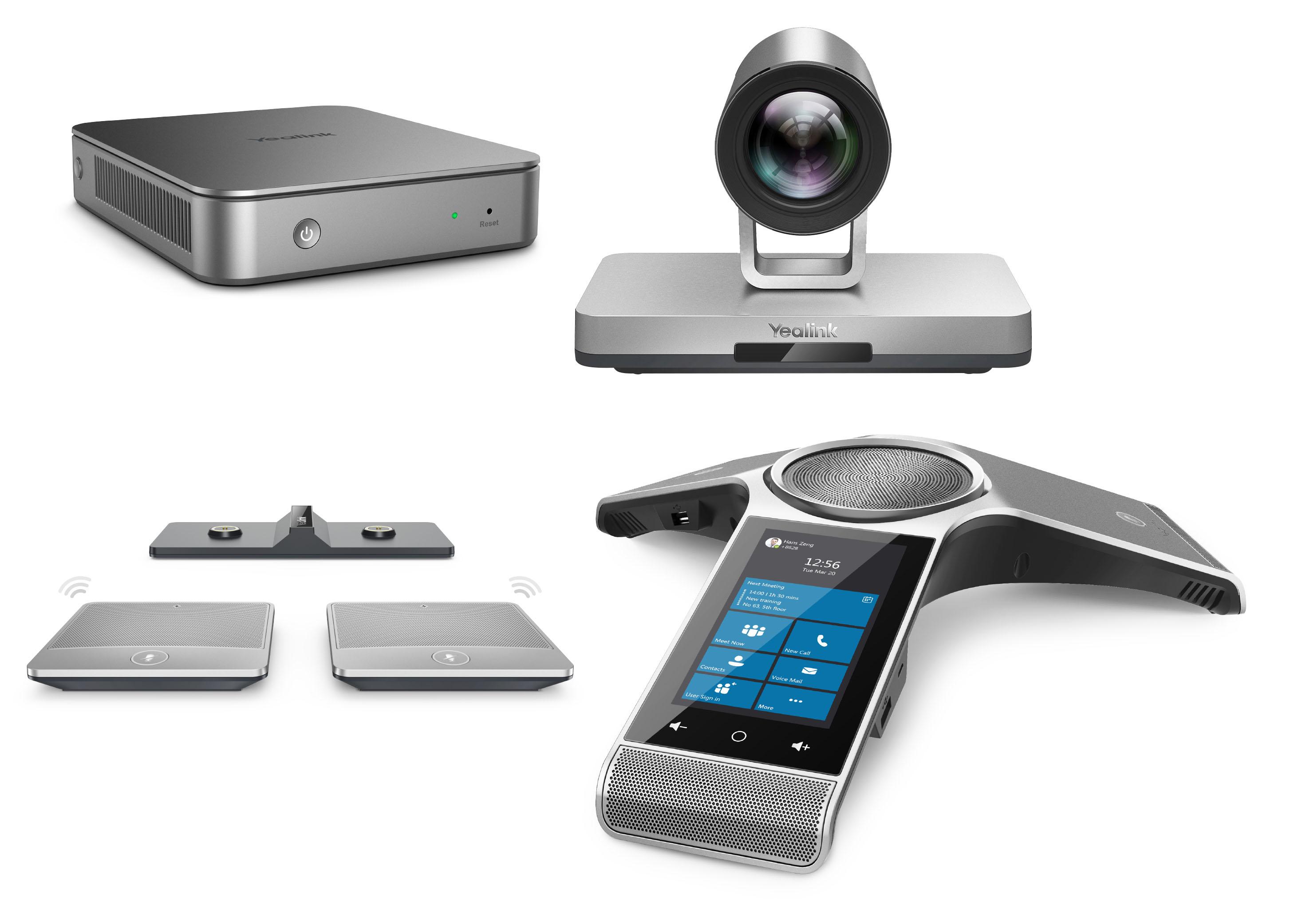 ZVC800- UVC80 12X optical USB PTZ camera MCore mini-PC- 1x CP960-Zoom- 2x CPW90 -Windows 10 IoT Enterprise OS and license