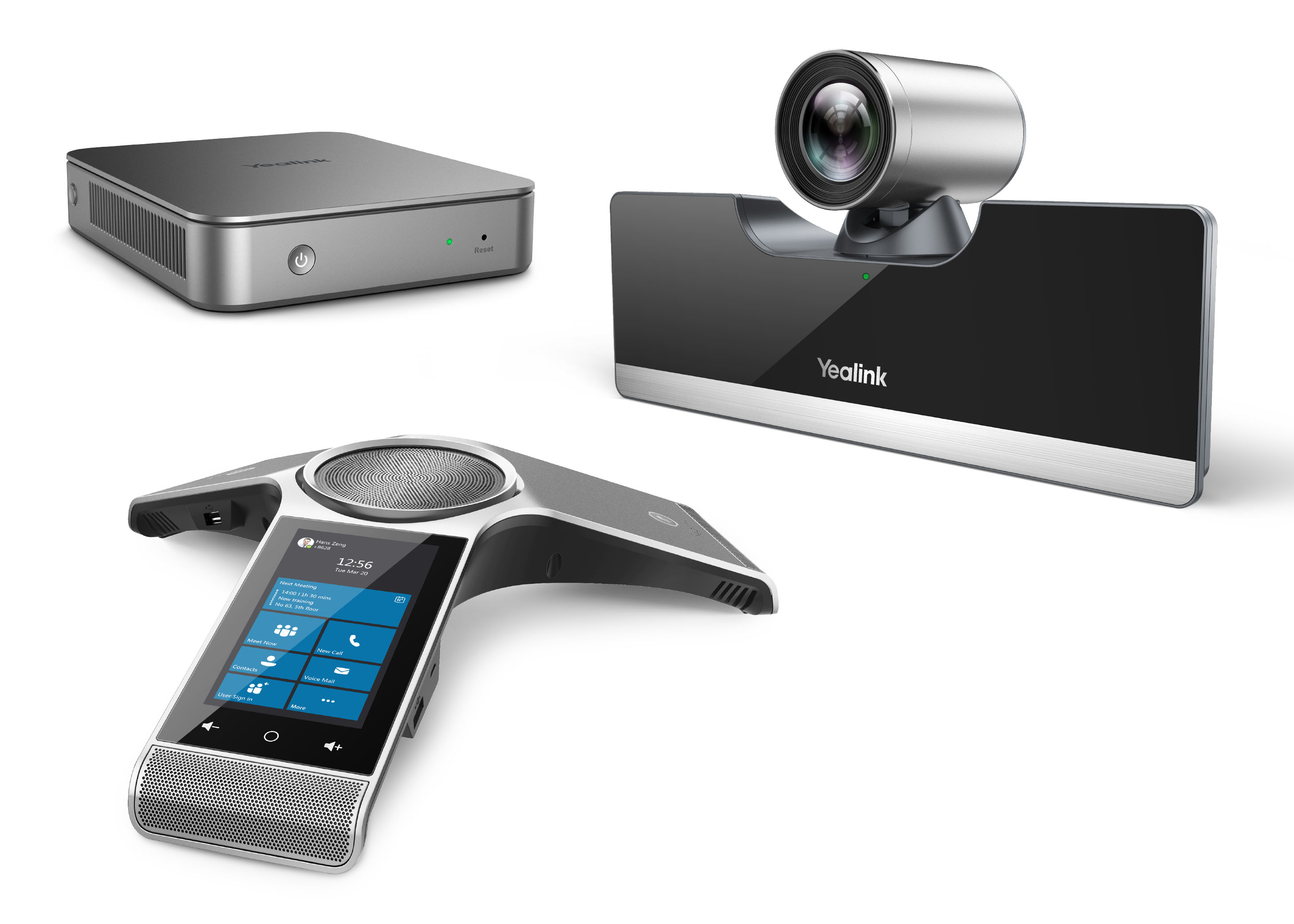 ZVC500 -UVC50 5X optical USB PTZ camera- MCore mini-PC -1x CP960-Zoom-Windows 10 IoT Enterprise OS and license