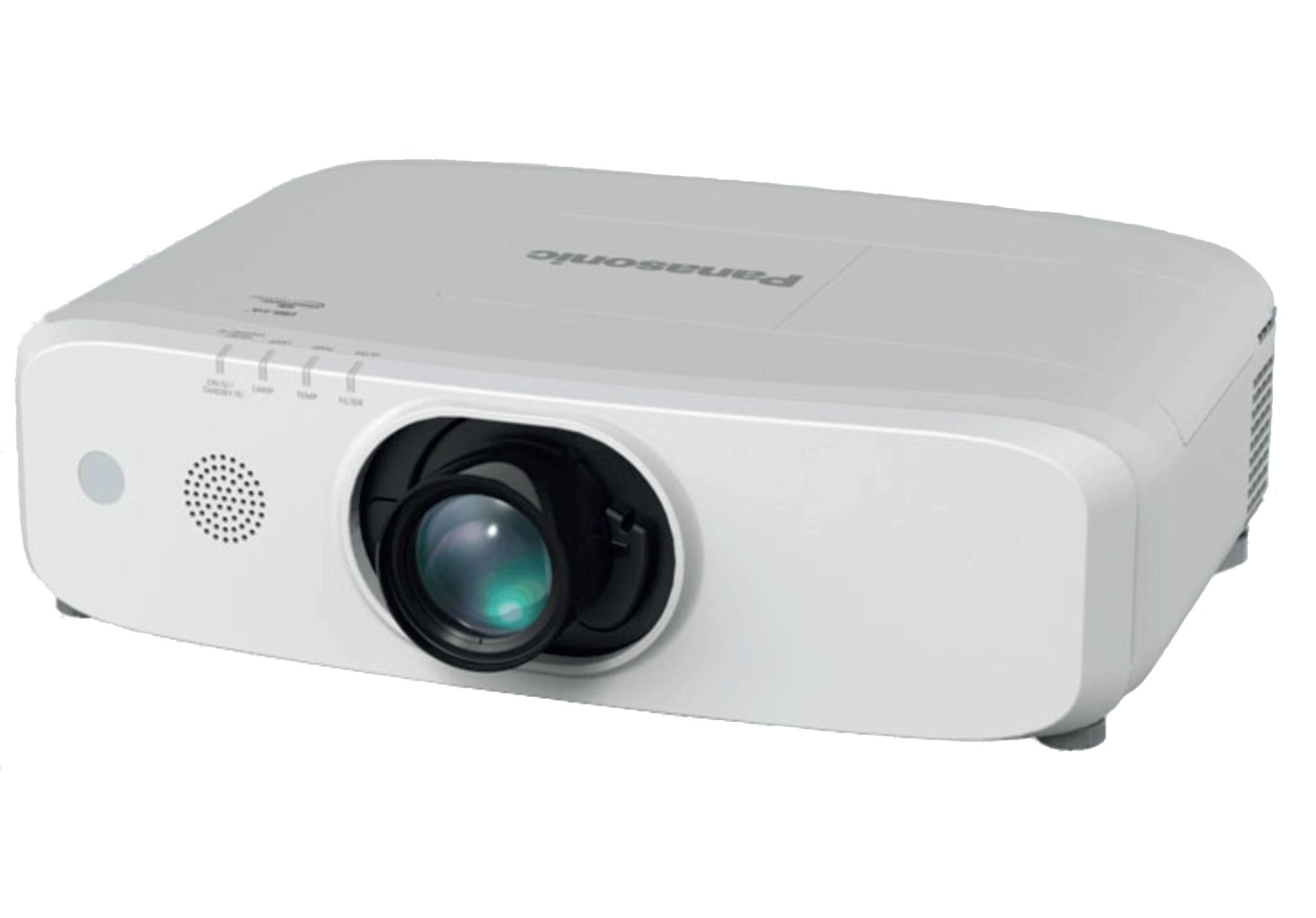PANASONIC Panasonic PT-EZ590 - Vidéoprojecteur LCD, 5400 Lumens, WUXGA
