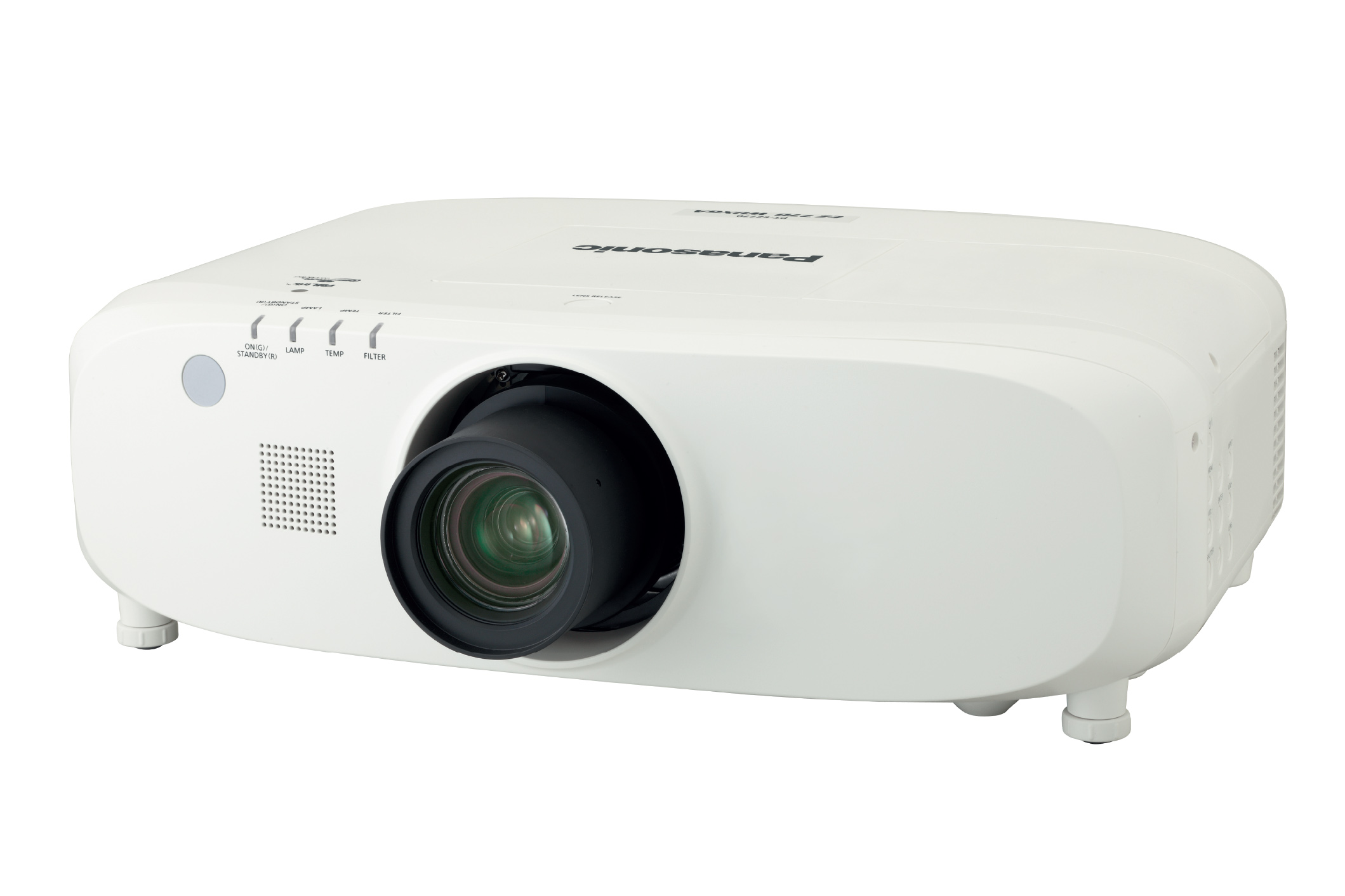 PANASONIC Panasonic PT-EZ770 - Vidéoprojecteur LCD, 6500 Lumens, WUXGA