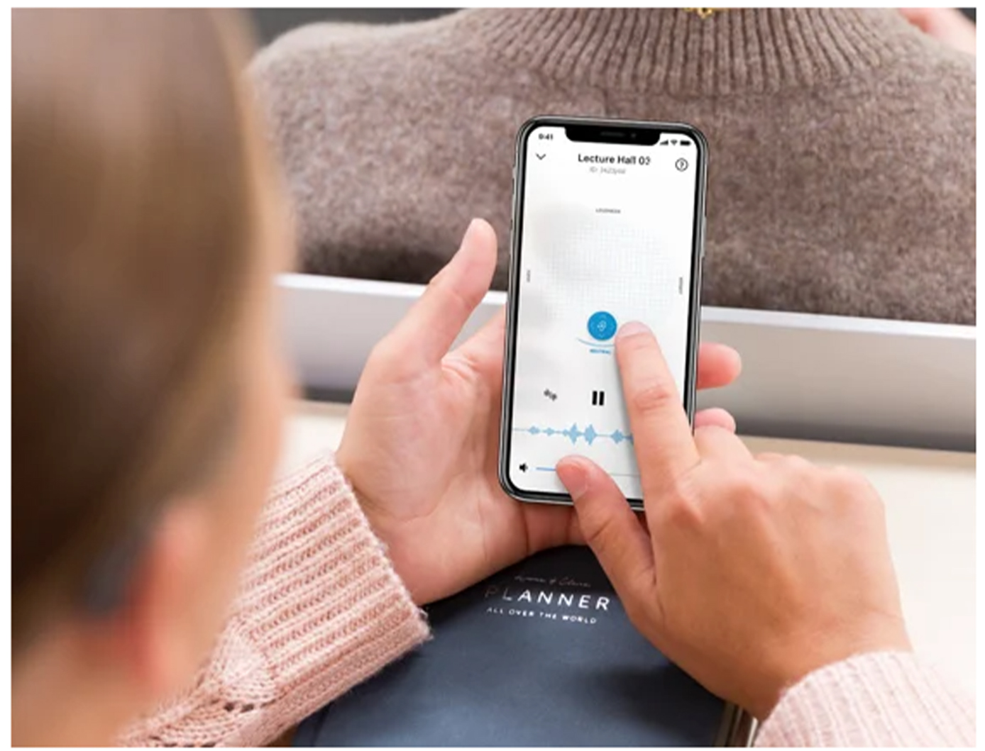 Station MobileConnect avec (2) interfaces Dante et alimentation PoE