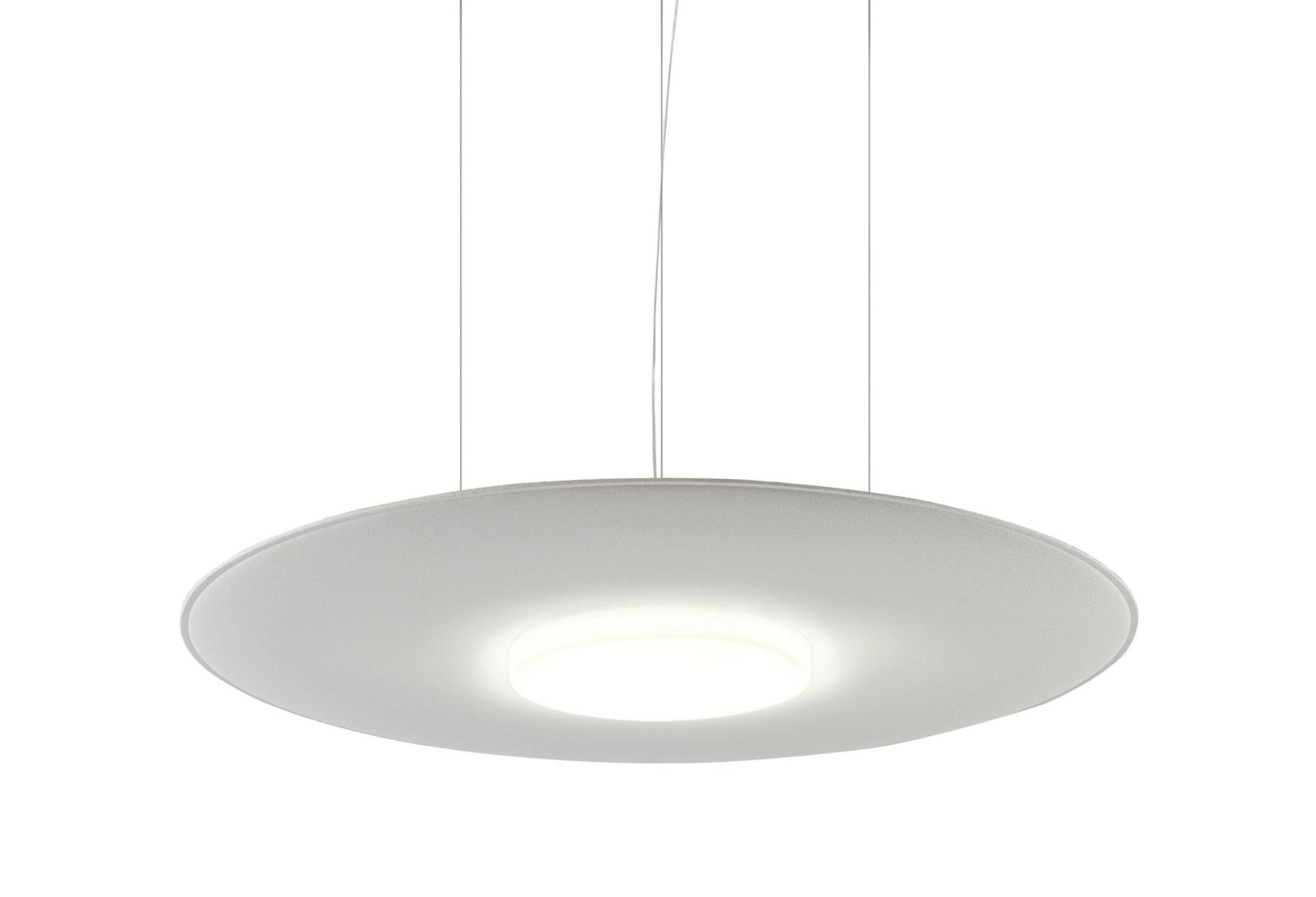 CAIMI Caimi Giotto Lux Ceiling - Gamme de panneaux acoustiques plafond lumineux