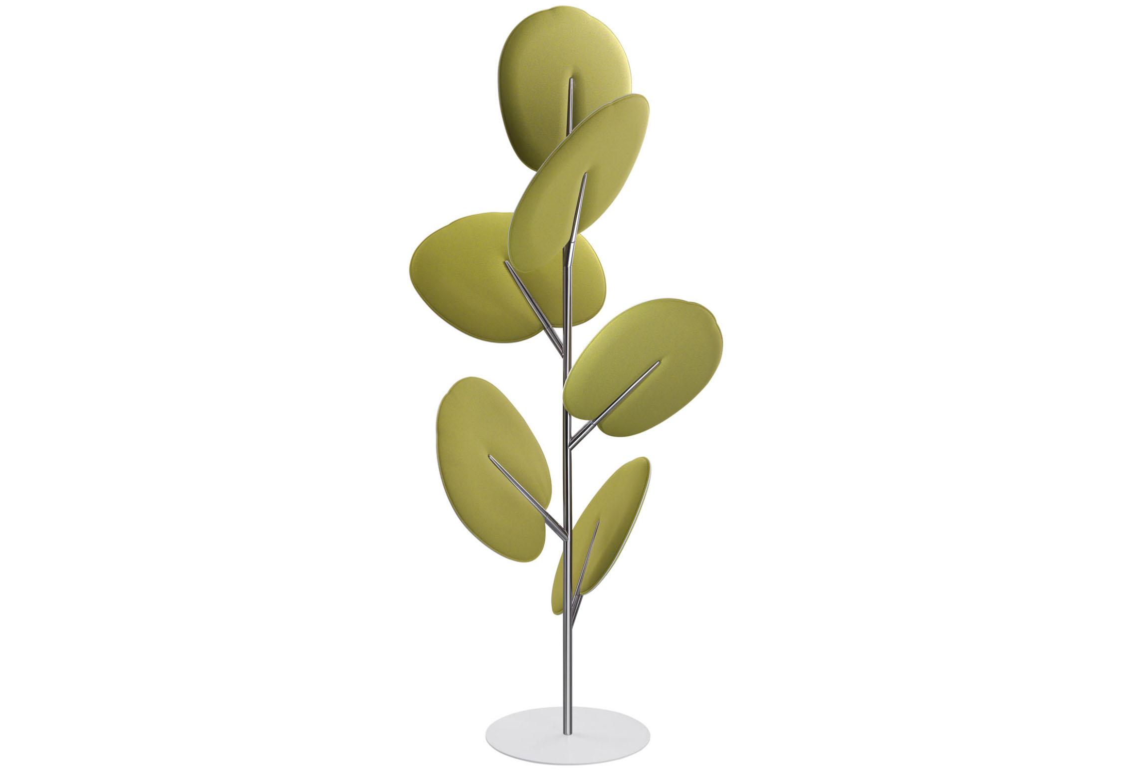 Caimi Botanica Floor - Gamme de panneaux acoustiques à poser type totem