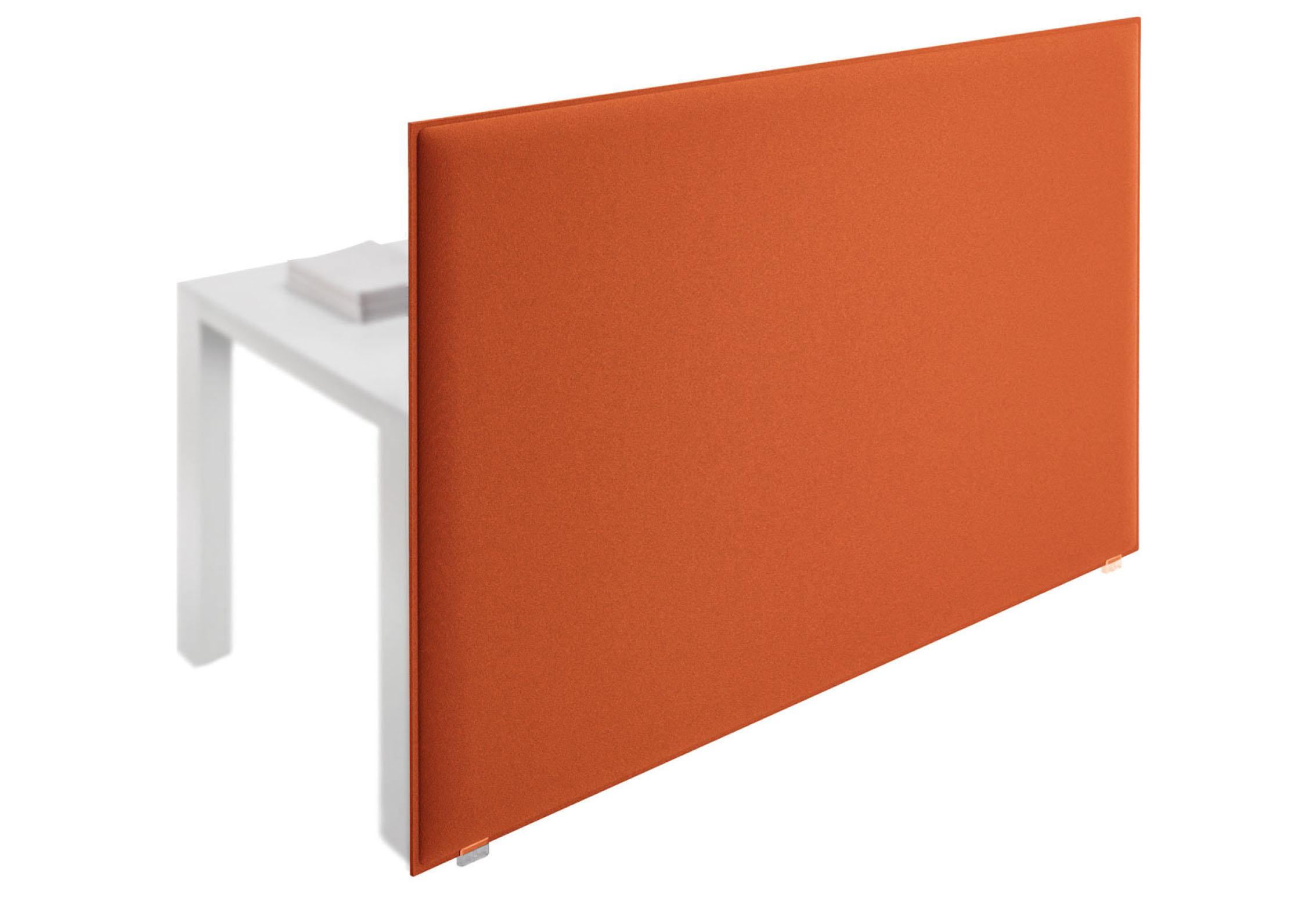 Caimi Oversize Desk - Gamme de panneaux acoustiques pour bureaux