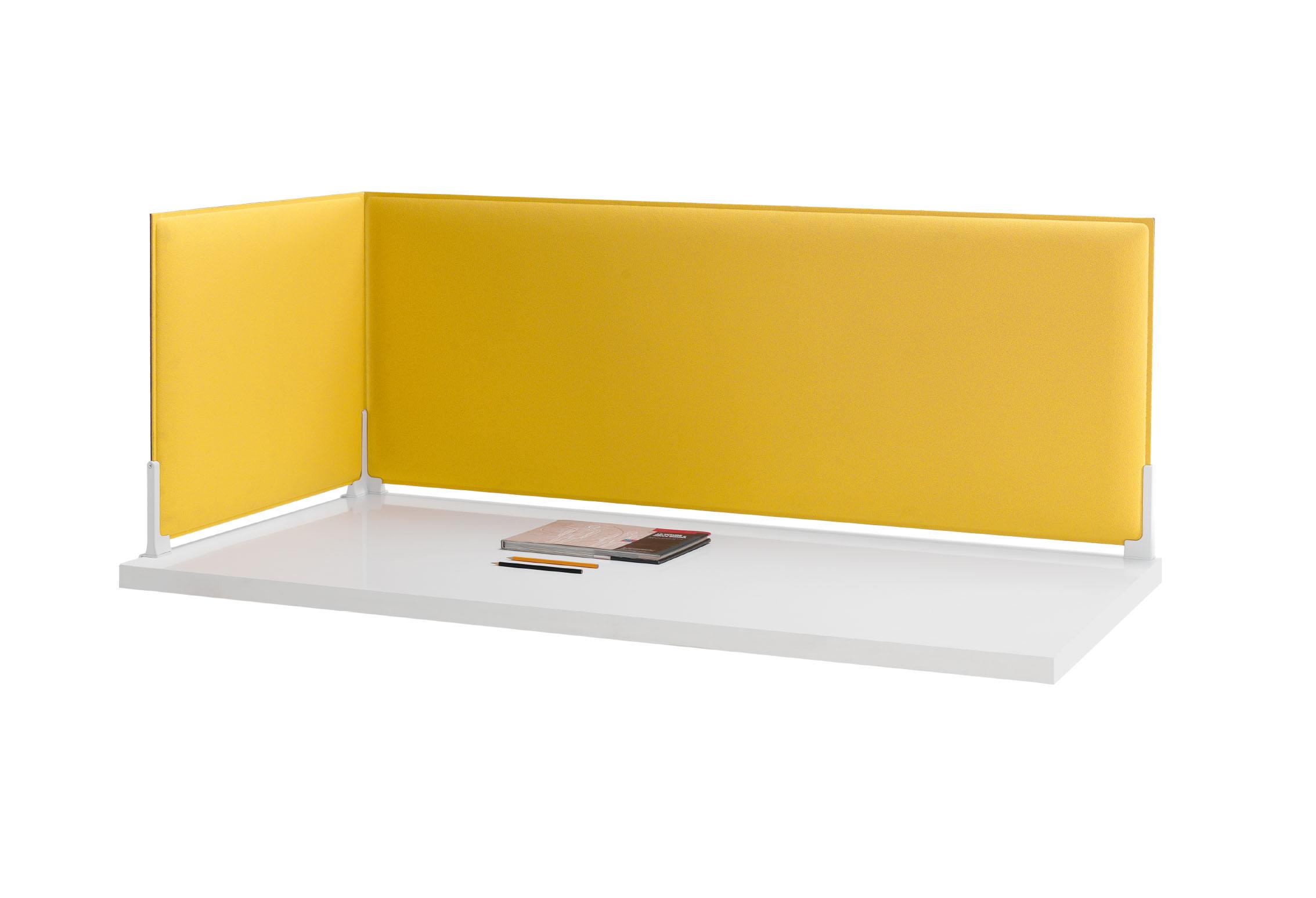 CAIMI Caimi Minimal Desk - Gamme de panneaux acoustiques pour bureaux