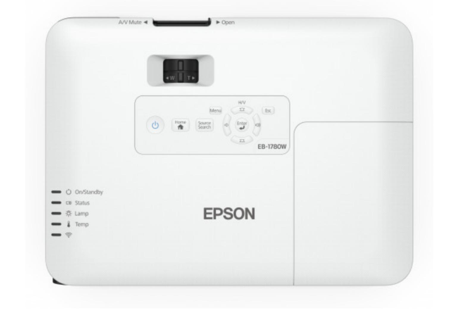 EPSON EB-1780W 1