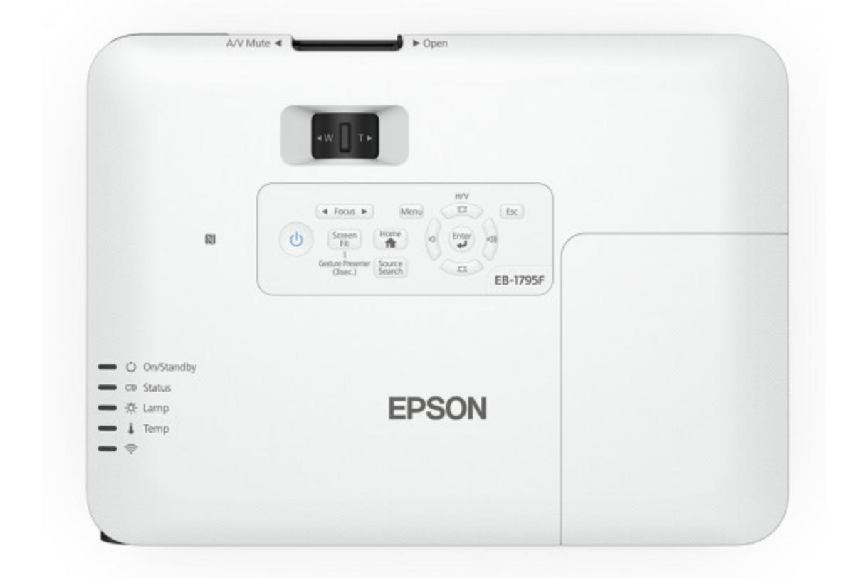 Vidéoprojecteur EPSON EB-1795F