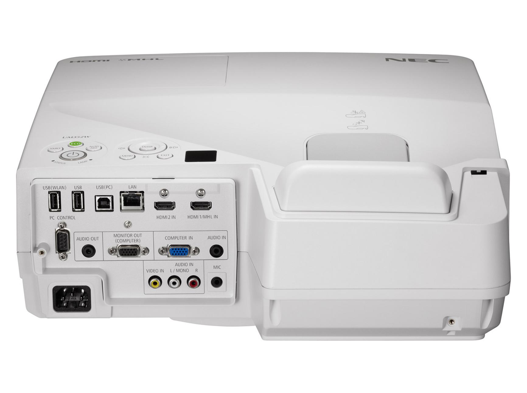 Vidéoprojecteur NEC UM352Wi MT