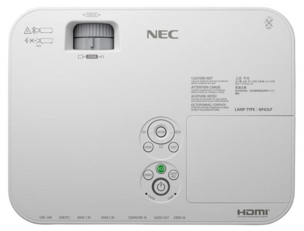 Vidéoprojecteur NEC ME301X