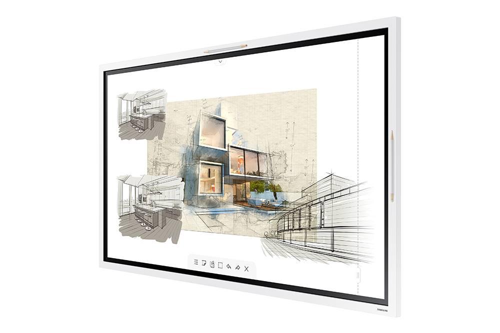 SAMSUNG FLIP 55´´ Paperboard Digital