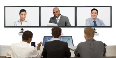 Améliorer la communication en entreprise grâce à la visioconférence