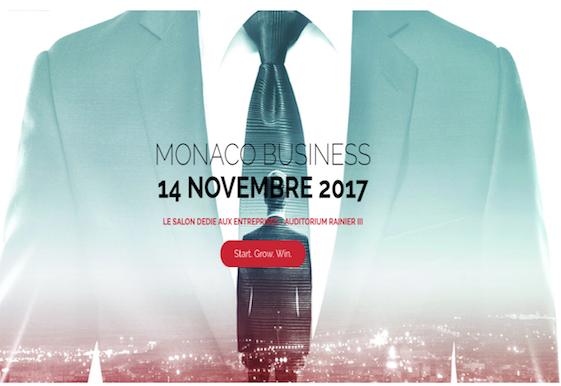 Retrouvez DWPRO sur le salon Monaco Business le 14 novembre 2017 !
