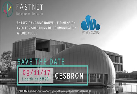 Retrouvez DWPRO sur la journée portes ouvertes FASTNET IT le 9 novembre 2017 à Verrières-en-Anjou !