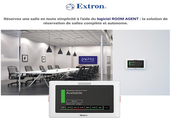 EXTRON-Room Agent