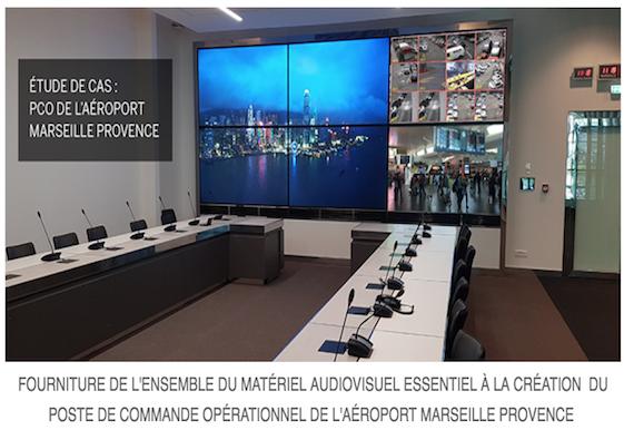 Étude de CAS : PCO de l´aéroport Marseille Provence