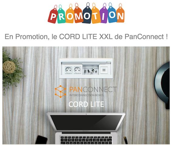 DWPRO-PANCONNECT Promotion Cord Lite XXL