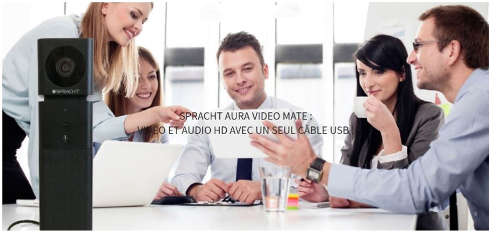DWPRO | SPRACHT AURA VIDEO MATE