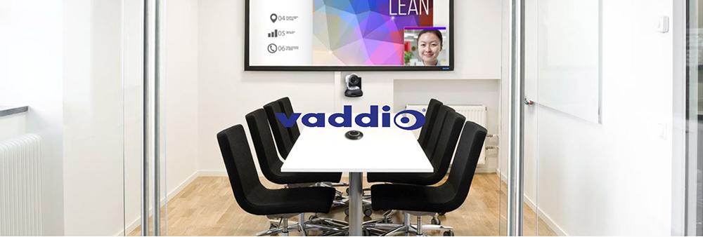 Découvrez la gamme de produits Vaddio