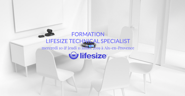 DWPRO - Nouvelle formation LTS à Aix-en-Provence le 10 et 11 juillet 2019